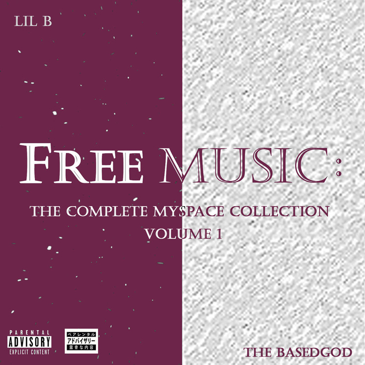 Lil B Brings 'The Complete MySpace Collection' to Apple Music