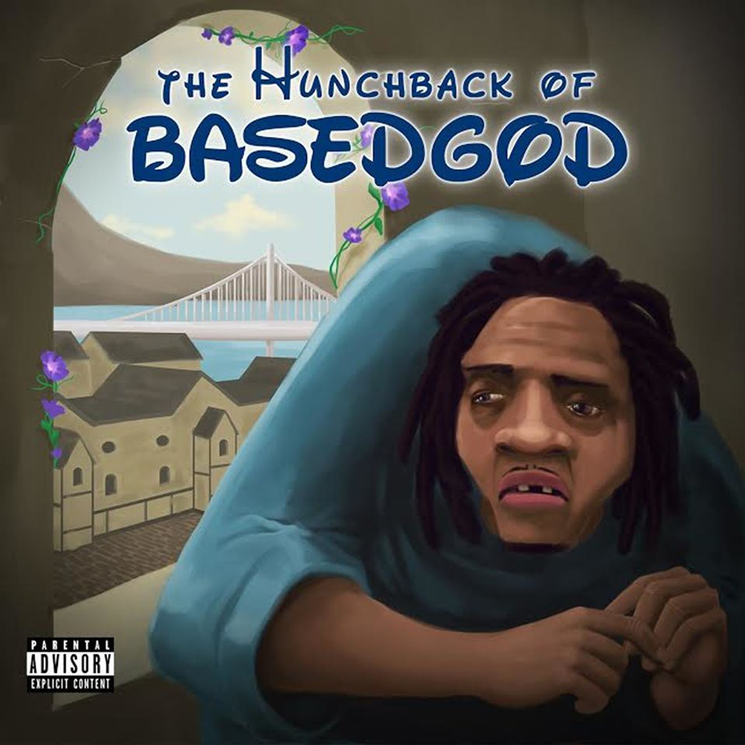 Lil B Drops 50-Track Mixtape 'The Hunchback of BasedGod'