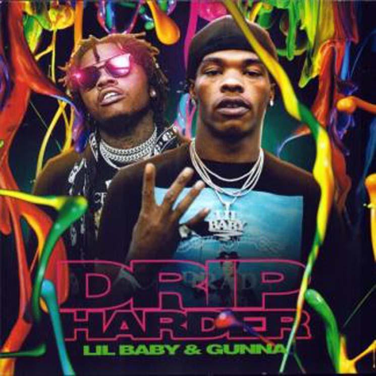 Lil Baby & Gunna Drip Harder