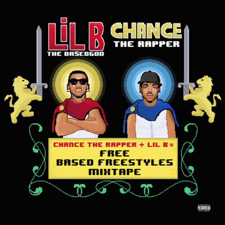 Lil B & Chance the Rapper Free (The Based Freestyle Mixtape)