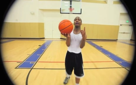 Lil B Talks NBA Dreams and Kevin Durant Beef, Teases 'Hoop Life' Mixtape