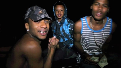 "Lil B ""Don't Go Outside"" (video)"