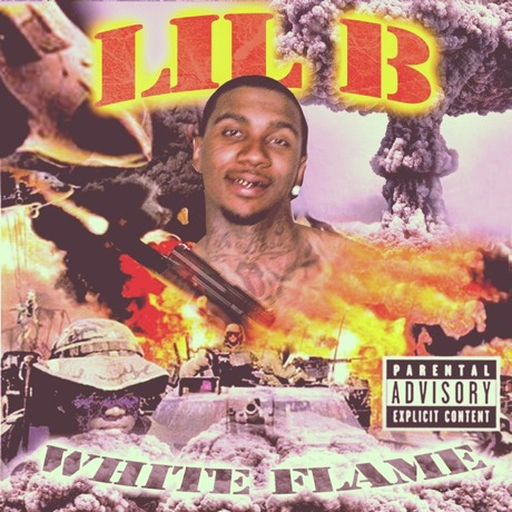 "Lil B 'White Flame' mixtape/ ""Les Miserable"" (video)"