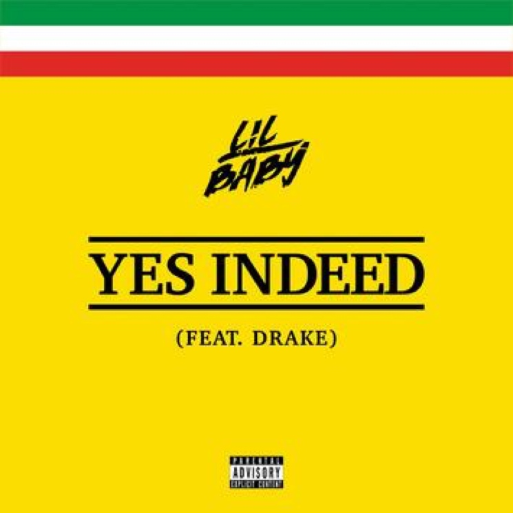 Drake and Lil Baby Officially Release 'Yes Indeed'