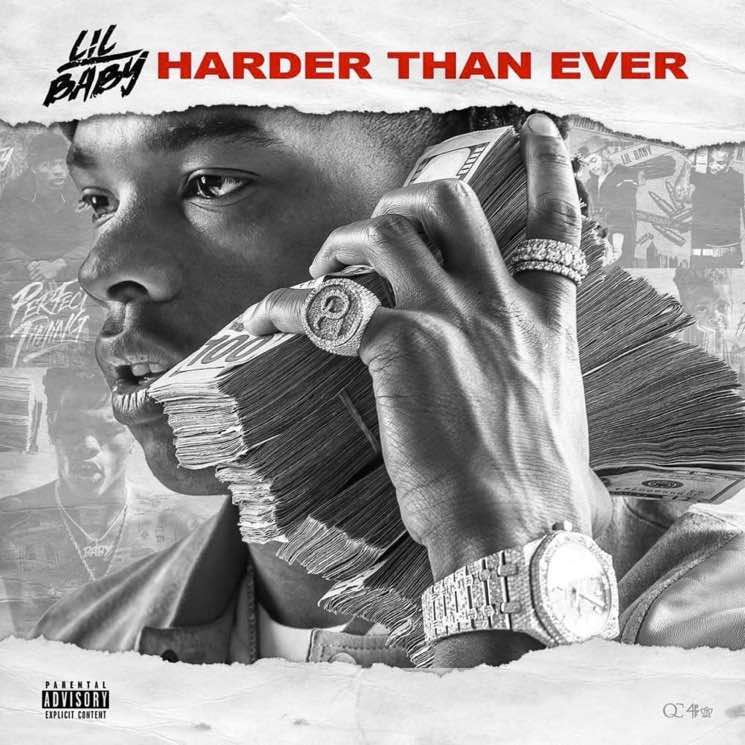 ​Lil Baby Gets Drake, Young Thug, Offset for 'Harder Than Ever'