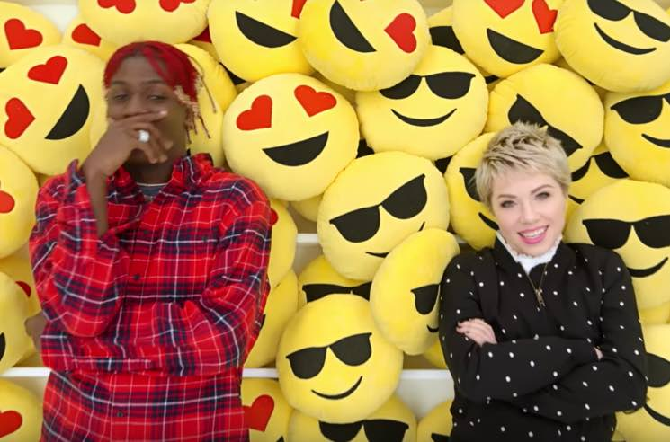 "Watch Lil Yachty and Carly Rae Jepsen's ""It Takes Two"" Target Ad"