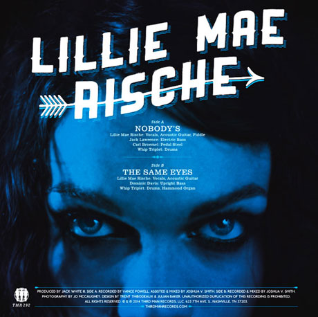 Jack White Produces New Single for His Duet Partner Lillie Mae Rische