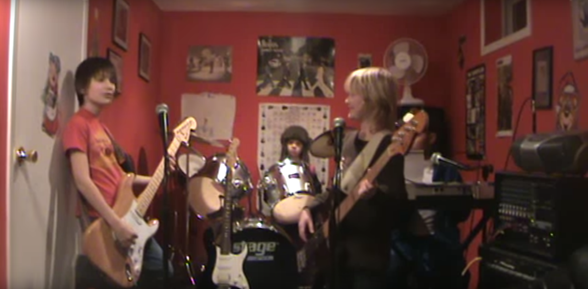 Watch the Lemon Twigs as Preteens Covering My Chemical Romance, the Who and Velvet Underground