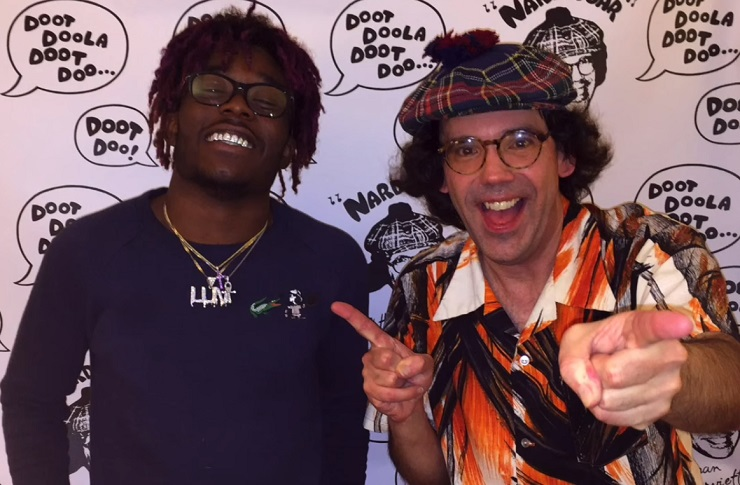Nardwuar the Human Serviette vs. Lil Uzi Vert