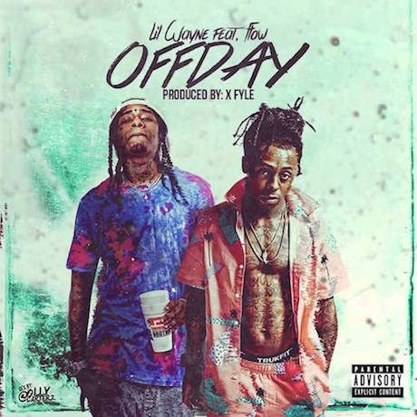 "Lil Wayne ""Day Off"" (ft. Flow)"