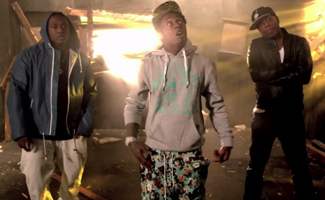 Mack Maine 'Celebrate' (ft. Lil Wayne and Talib Kweli) (video)