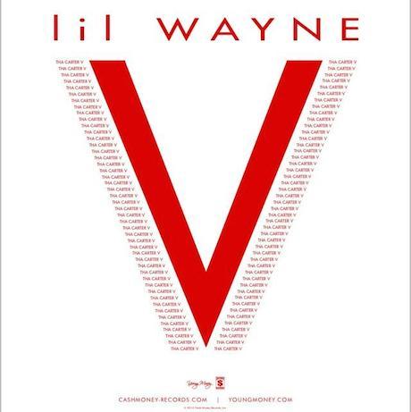 Kobe Bryant Leaks 'Tha Carter V' Album Art via Twitter?