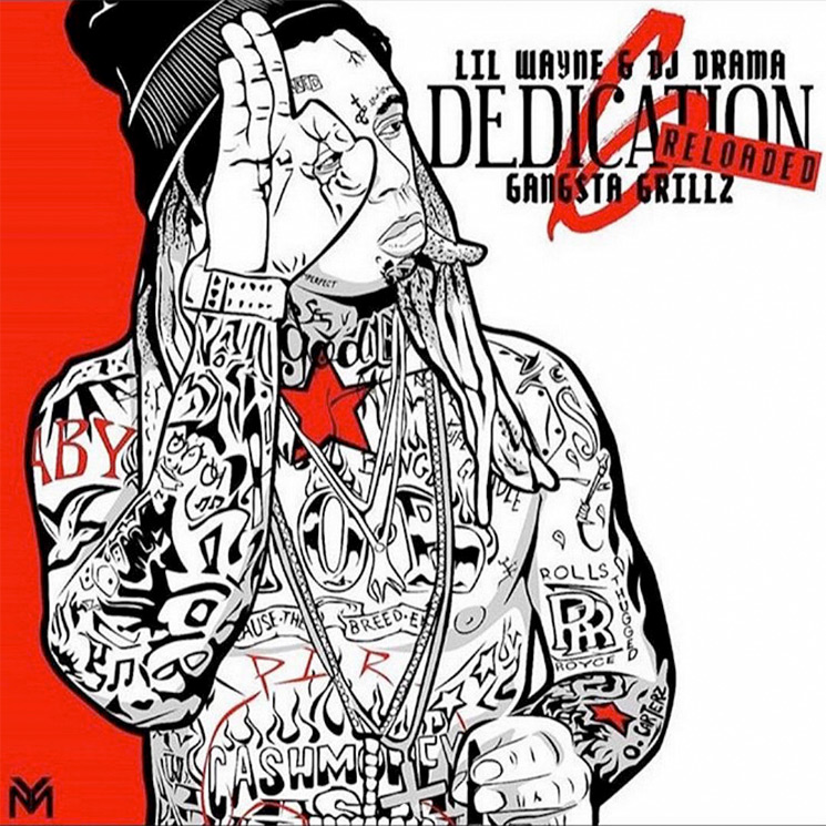 "Lil Wayne Shares ""Bloody Mary"" from 'Dedication 6: Reloaded'"