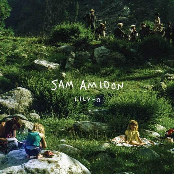 Sam Amidon Lily-O