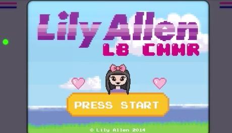 "Lily Allen ""L8 CMMR"" (lyric video)"