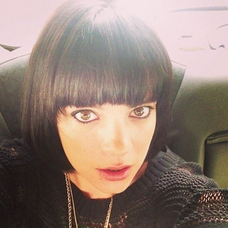 """Lily Allen """"Bass Like Home"""""""