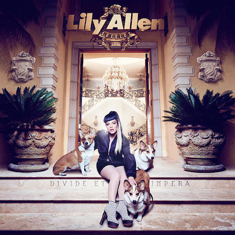 Lily Allen Details 'Sheezus' with Cover Art and Tracklisting