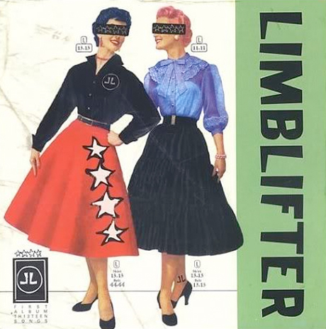 Limblifter 'Limblifter' (Remastered) (album stream)