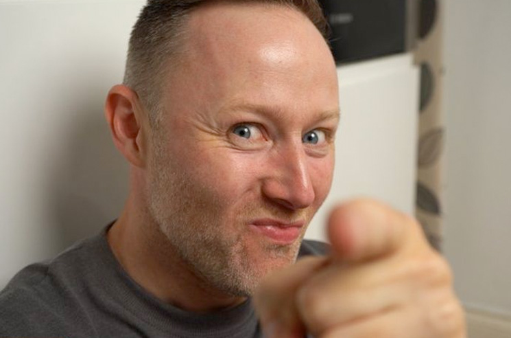 Limmy Proves Joy Division's 'Love Will Tear Us Apart' Always Needed More Cowbell