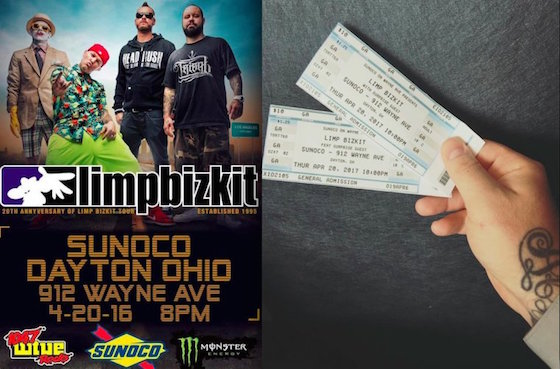 A Fake Limp Bizkit Concert at an Ohio Gas Station Is Wreaking Havoc Online