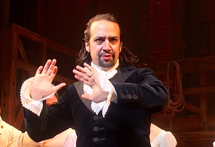 Lin-Manuel Miranda Is Releasing a 'Hamilton' Movie