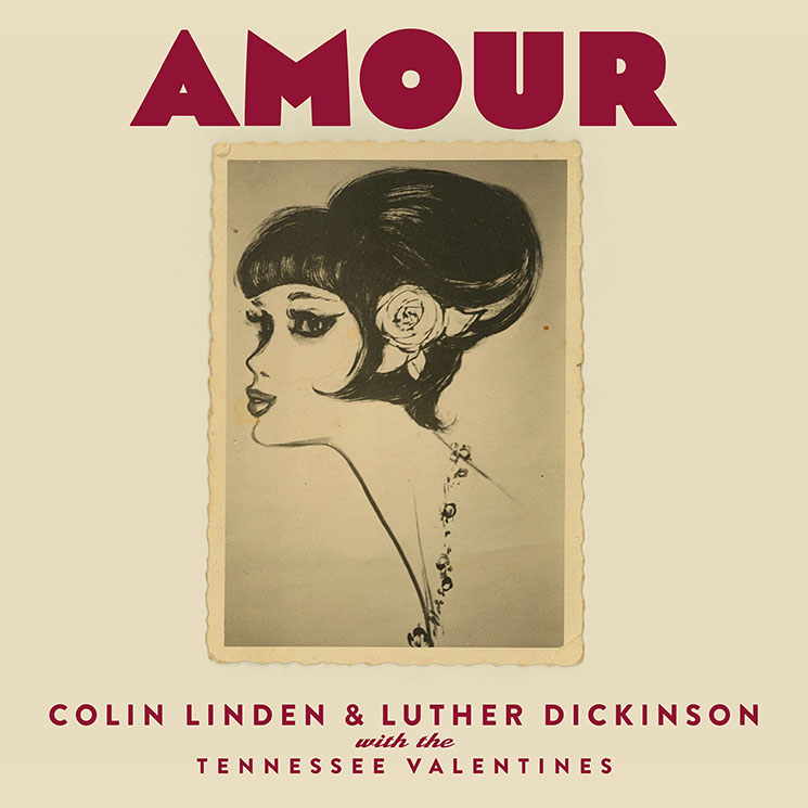 Colin Linden & Luther Dickinson Amour