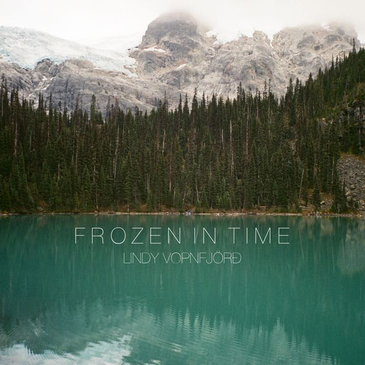 Lindy Vopnfjörd Gets 'Frozen in Time' for New LP, Premieres New Track