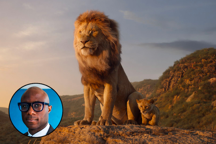 Barry Jenkins Is Directing a Live-Action 'Lion King' Sequel