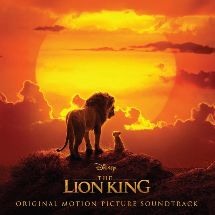 'The Lion King' Soundtrack Announced Featuring Beyoncé, Donald Glover, Elton John