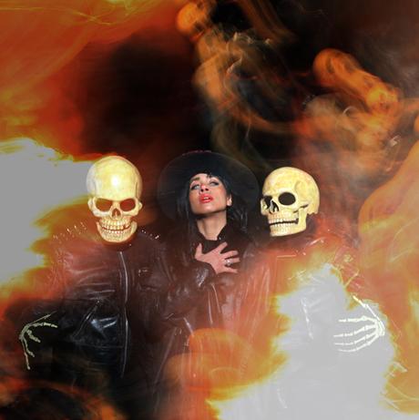Lioness Detail Debut LP 'The Golden Killer'