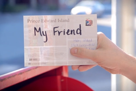 "Paper Lions ""My Friend"" (lyric video)"