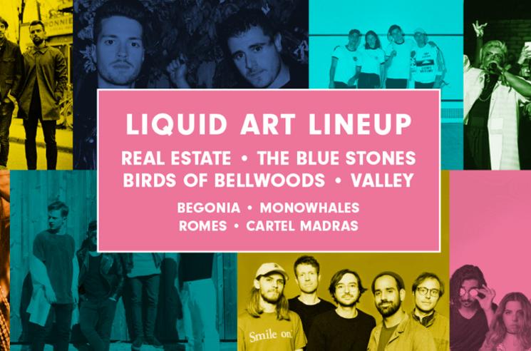 Hamilton's Liquid Art Festival Reveals 2019 Lineup