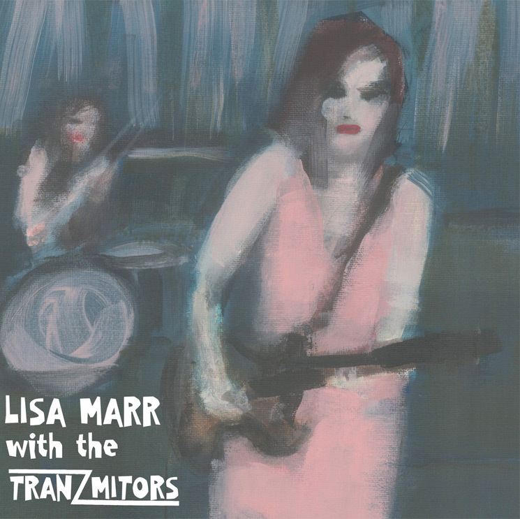 Cub's Lisa Marr Teams Up with Tranzmitors for New Covers 7-inch
