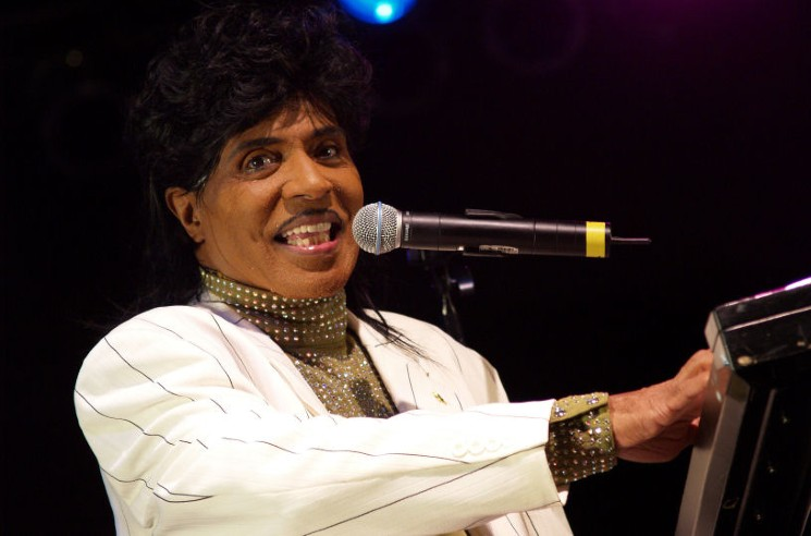 Celebrities react to the passing of Little Richard