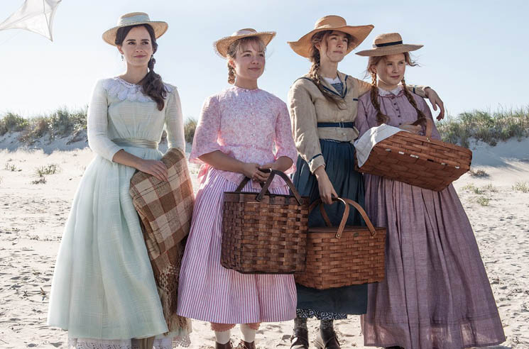 ​Here's the First Look at Greta Gerwig's 'Little Women' Adaptation