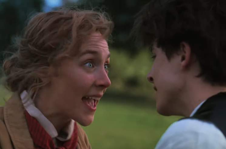 ​Here's the First Trailer for Greta Gerwig's 'Little Women' Adaptation
