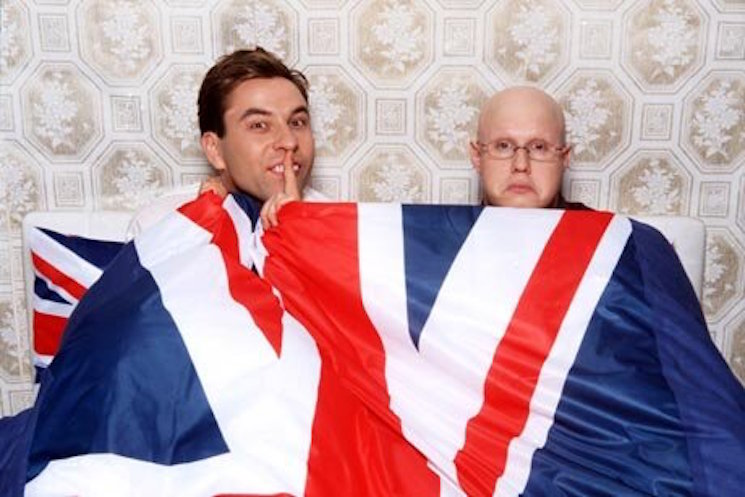 'Little Britain' Removed from Streaming Platforms over the Show's Use of Blackface