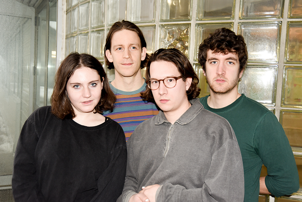Meet Little Junior, the Loudmouthed Toronto Rockers Fuelled by Anger and Riffs Class of 2019