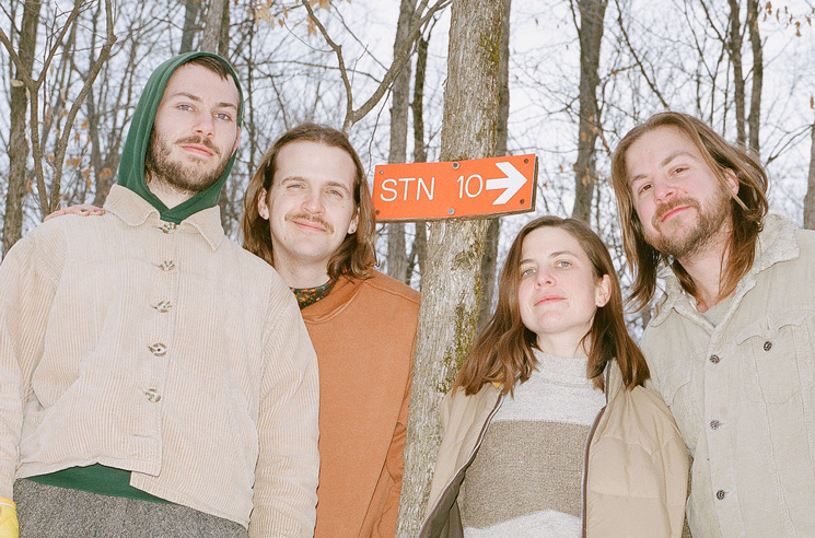 Toronto's Little Kid Sign to Solitaire Recordings for New Album