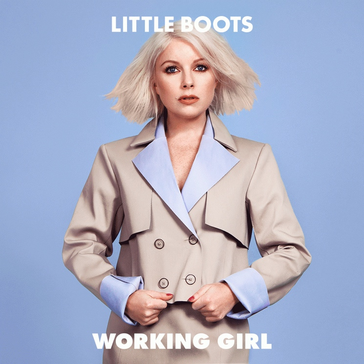 Little Boots Announces 'Working Girl' Album, Shares New Track