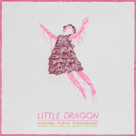 Little Dragon 'Nabuma Purple Rubberband' (remix album)