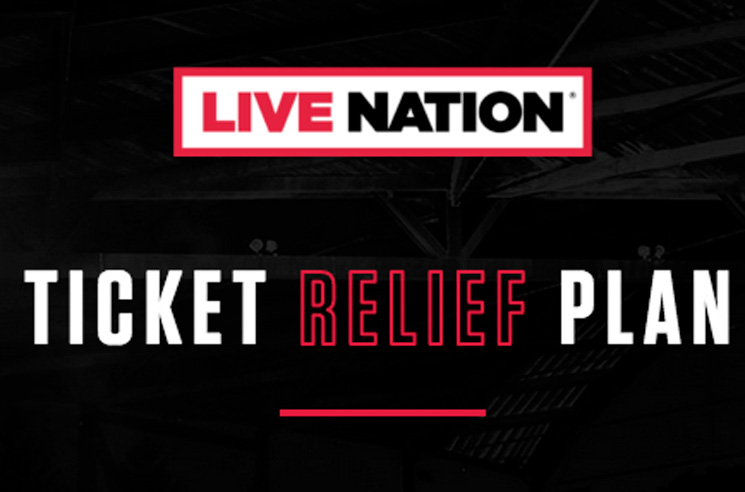 Live Nation's Ticket Refund Site Is Finally Live