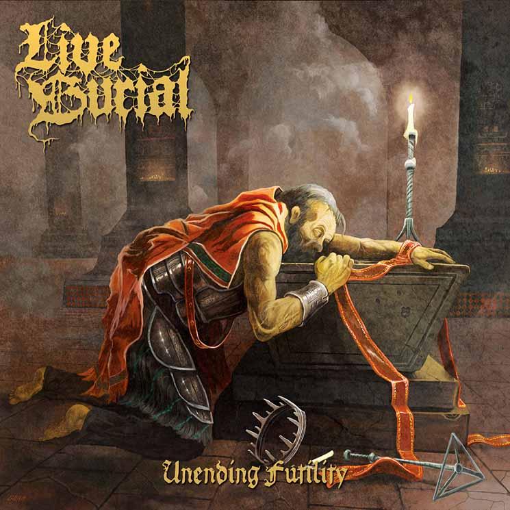 Live Burial Unending Futility