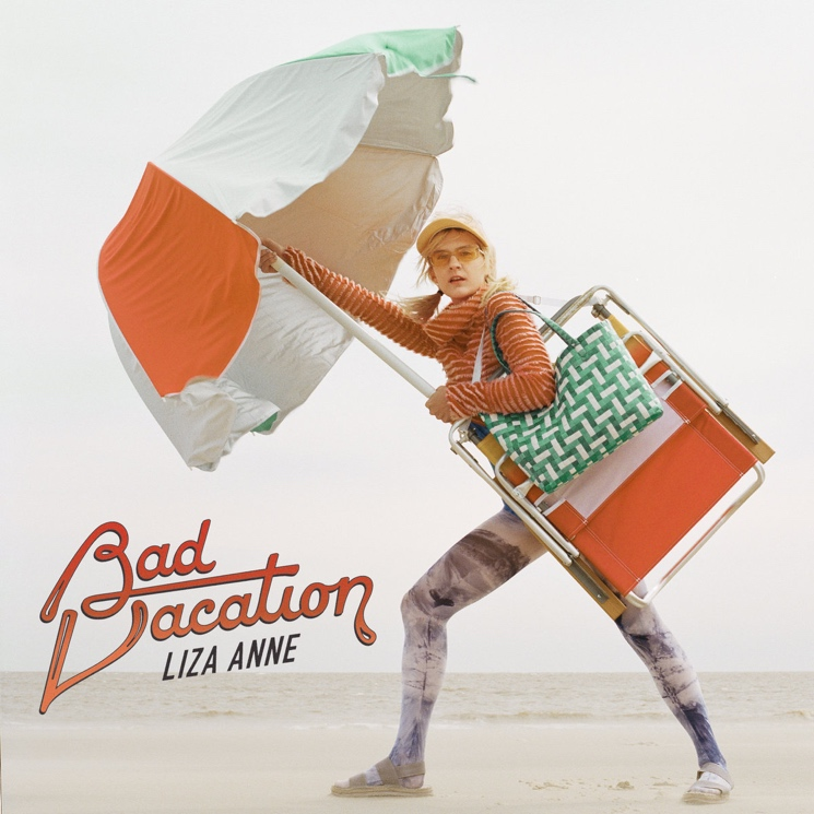Liza Anne Turns Dark Emotions into Summery Sunshine on 'Bad Vacation'
