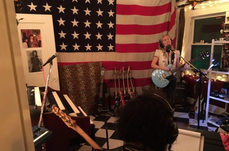 Liz Phair Is Recording a Double Album with Ryan Adams