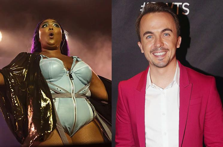 ​Frankie Muniz Is a Huge Horndog for Lizzo