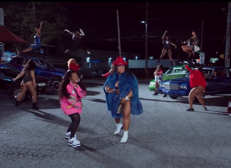 "Lizzo and Missy Elliott Drop ""Tempo"" Video"