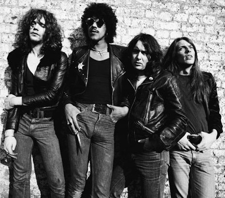 Unearthed Thin Lizzy Tapes Could Offer 700 New Songs