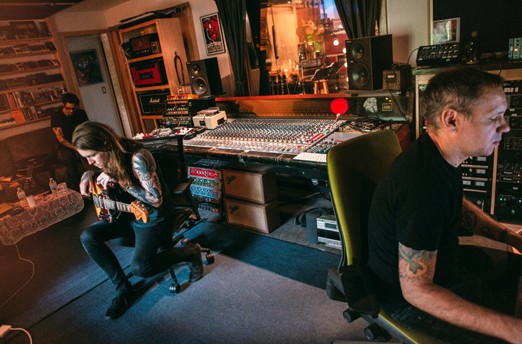 Laura Jane Grace Readies Solo Album with the Devouring Mothers