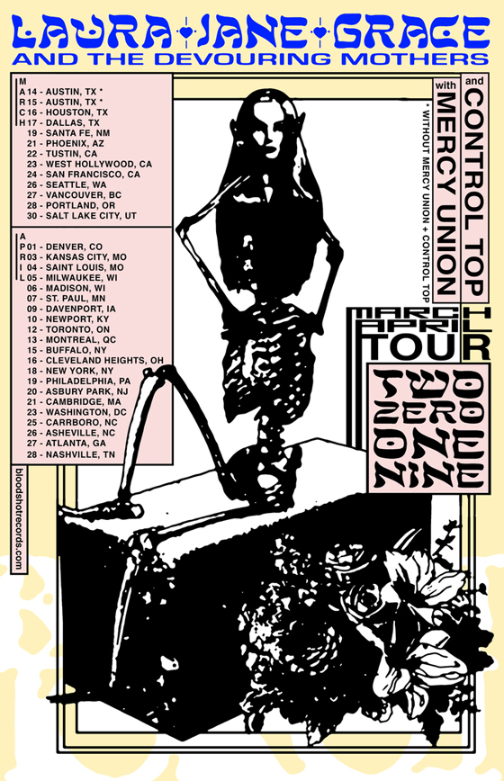 Laura Jane Grace & the Devouring Mothers Map Out Tour